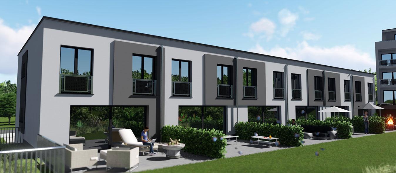Neubau-Projekte - Laux Immobilien